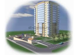 Диплом ПГС готовые дипломные работы по строительству проекты ПГС 14 ти этажный жилой дом с подземной автостоянкой в г Белгород