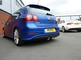 Golf R32 MkV with new GT100 trims