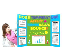 Tri Fold Science Board Fold Board Ideas Fold Poster Board Designs