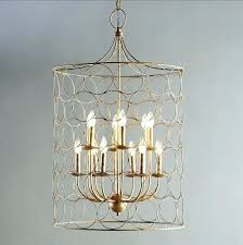 farmhouse candle chandelier modern farmhouse chandelier circle design light candle style laurel foundry lighting