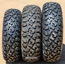 Mud Tire Comparison Chart