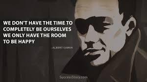 Albert Camus Quotes Fascinating Famous Albert Camus Quotes Inspirational Quotes SuccessStory