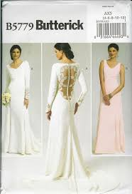 Wedding Dress Patterns To Sew New Wedding Dresses Patterns For Sewing All Women Dresses
