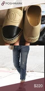 Chanel Espadrilles Size Chart Chanel Espadrilles Chanel Espadrilles Lambskin Leather Not