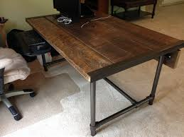 andrew s desk has a lot of character and the construction is fairly simple kee