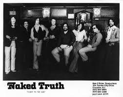 Steve Smith The Nakeds Naked Truth
