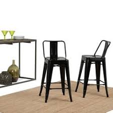 metal counter height stools. Black | Rayne 24 Inch Metal Counter Height Stool Stools R