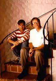 Bill Gates & Steve Jobs | Steve jobs, Bill gates steve jobs, Bill gates