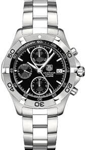 top ten watches as perfect christmas gifts for men watches channel the tag heuer men s 2000 aquaracer automatic chronograph watch is a perfect christmas gift for men who are professional or amateur divers