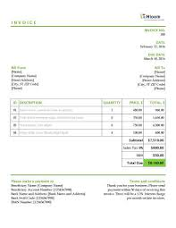 excel spreadsheet invoice templates 19 blank invoice templates in ms excel