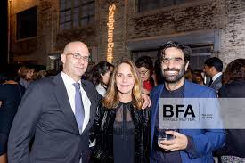 Lewis Canfield, Priscilla Caldwell, Sohrab Mohebbi at SculptureCenter :  Annual Benefit Gala 2018 / id : 3113136 by Madison