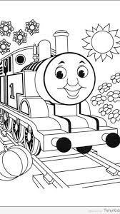 Train Coloring Pages Printable Thomas The Free Library Tank Engine