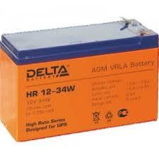 <b>Аккумулятор для ИБП Delta</b> HR 12-34W