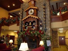 beautiful - Picture of The Inn at Christmas Place, Pigeon Forge ...