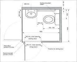 Minimum Bathroom Size Toilet Closet Minimum Size Image Bathroom Minimum  Bathroom Size Nyc . Minimum Bathroom Size ...