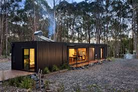 Small Picture A Perfectly Proportioned Prefab Cabin Secluded in a Forest