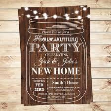 Housewarming Bbq Invite Housewarming Invitation Templates