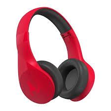 <b>Motorola Pulse Escape Wireless</b> Over-Ear Headphones - Red ...