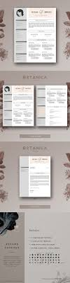 Resume Template Cv Design Printables 15 00 Printables