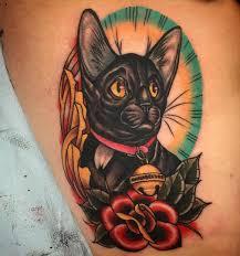 что означают наколки кот значение татуировки кошка или что означает
