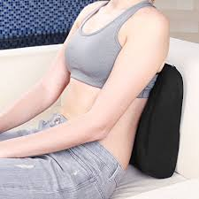 Memory Foam Back Cushion Lumbar Pillow Lumbar Back Pain Support