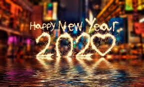 Besthappy New Year 2020 Hd Wallpaper Images Download Free