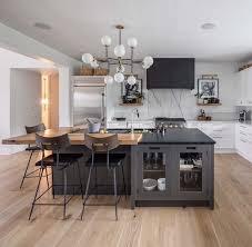 contemporary kitchen furniture detail. Modern Farmhouse | Astro Design Ottawa, Canada Contemporary-kitchen Contemporary Kitchen Furniture Detail