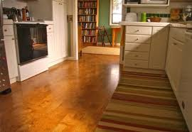 cork flooring kitchen