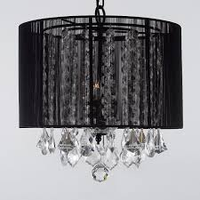 g7 black sm 604 3 gallery chandeliers with shades crystal chandelier with