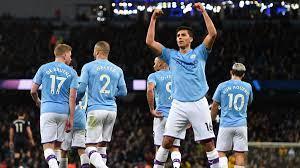 Manchester City meldet sich mit Sieg nach Schock zurück - Eurosport