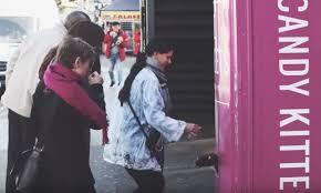 Vending Machine Trick Beauteous Scariest Vending Machine In London' Gives Passersby Hallowe'en