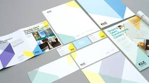 Klc School Of Design In London Klc Stationery 01 Brand Identity And Graphic Language London