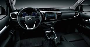 2018 toyota hilux. fine 2018 2018 toyota hilux interior with toyota hilux
