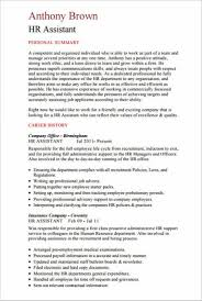 Ultimate Guide To Writing Your Human Resources Resume Cv Human
