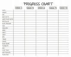 Printable Fluency Progress Chart Blank Progress Chart Reading Fluency Chart Printable 7 Best