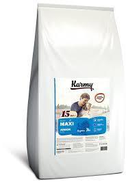 <b>Корм</b> для щенков <b>Karmy</b> индейка 15 кг (для крупны... — купить по ...