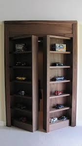 Secret Liquor Cabinet Custom Display Case With Secret Doorway To Hidden Room By Natural
