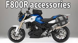BMW 5 Series bmw f800r mpg : new BMW F800R details and accessories - YouTube
