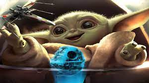 357577 Baby Yoda 4k wallpaper
