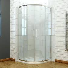 doors can you clean shower glass with vinegar best