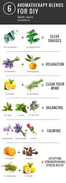 essential oils for bath salts and shower s diy lush s