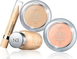 pact makeup beautymrsnatural true match super blendable makeup l oreal paris swatches
