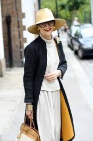 Image result for elegant older women style