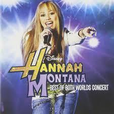 Hannah Montana Best of Both Worlds Concert Amazon.co.uk Music