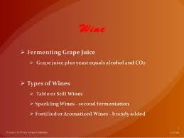 Wine Powerpoint Template Introduction To Wine Presentation