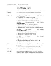 Resume Templates Word For Mac Free Word Template Resume Free Resume ...