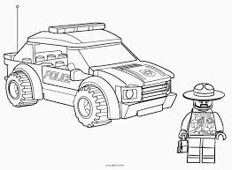 You could just use these lego man coloring pages to keep your kiddos busy on a rainy day. Free Printable Lego Coloring Pages For Kids