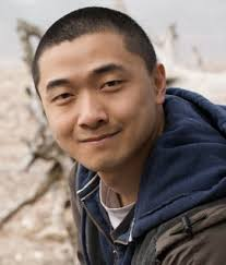 "Name: Ken Liu. Age: 35. Author of: ""You'll Always Have the Burden With You"". Current Geographic Location: Boston, Massachusetts - kenliu_head"