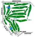 Layout and Scorecard | Irv Warren Memorial Golf Course