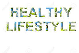 Healthy Lifestyle Words Made Of My Own Photo Of Blossom Tree Stock Photo,  Picture And Royalty Free Image. Image 18283406.